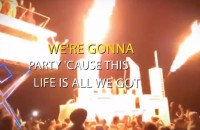 Party On (Lyric Video)