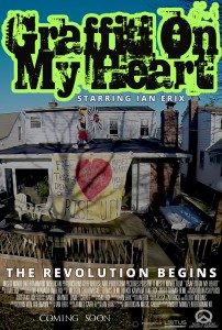 "US PREMIER DATE SET FOR "";GRAFFITI ON MY HEART""; & MOVIE POSTER REVEALED"