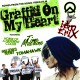 Graffiti On My Heart -  Cover Art for the single from the four part music video film by Ian Erix .